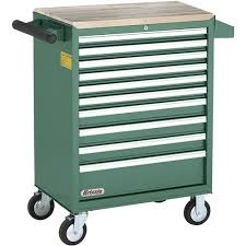 Rolling Tool Cabinets 10 Drawer Rolling Tool Cabinet Grizzly Industrial