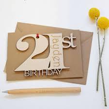 custom made birthday cards