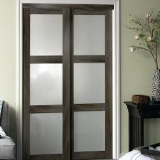 Sliding Closet Doors Calgary Folding Mirror Closet Doors 3 Lite 2 Panel Sliding Interior Door