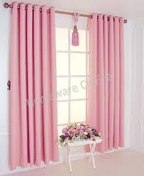 Kids Blackout Eyelet Curtains Pink Nursery Curtains Uk Thenurseries