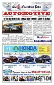 the san francisco post feb 20 2014 automotive supplemental