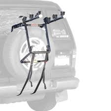 How To Install Roof Rack On Honda Odyssey by Amazon Com Allen Sports Deluxe 3 Bike Spare Tire Mount Rack