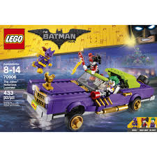 the lego batman movie the joker notorious lowrider 70906