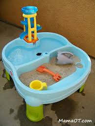 Sand Table Ideas 10 Ways To Play With A Water Sensory Table Ot Popular Of Sand
