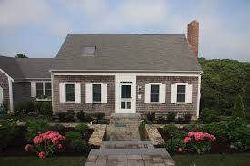 cape cod style exterior traditional with landscape architect