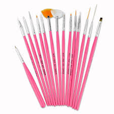 nail art decorations brush set tools professional painting pen for