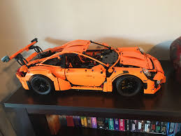 lego porsche minifig scale 13 hours to complete the most difficult lego set i have ever
