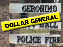 dollar general in geronimo plans to open by thanksgiving kswo