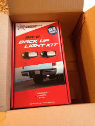 rigid industries backup light kit rigid industries sr q back up light kit install tacoma world