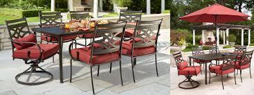 7 piece patio dining set cusions 399 orig 600 free pickup