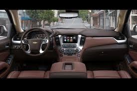 Gmc Sierra 2015 Interior Gm Reveals Redesigned 2015 Chevrolet Tahoe Suburban And Gmc Yukon