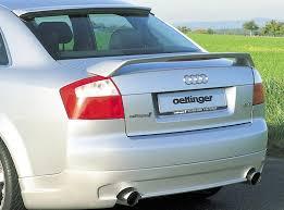 audi a4 spoiler roof spoiler for audi a4 s4 b6 b7 sedan