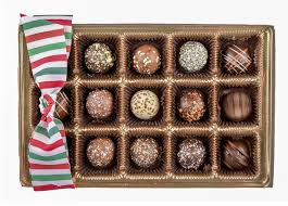 15 piece assorted truffle holiday gift box u2013 candy kitchen shoppes