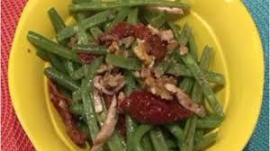 comment cuisiner les haricots verts comment préparer une salade de haricots verts estragon et