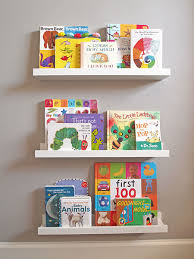Ikea Ribba Picture Ledges Quick U0026 Easy Book Display Display Nursery And Room