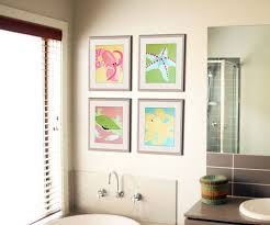 bathroom artwork ideas 16 best bathroom images on kid bathrooms