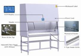 biosafety cabinet class 2 china stainless steel lab furniture class ii a2 biosafety cabinet