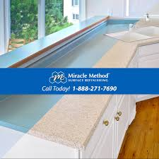 Bathroom Countertop Tile Ideas Countertop Refinishing Refinish Your Counter Tops Miracle Method