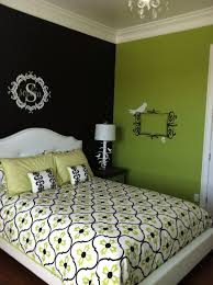 green bedroom ideas bedroom tween s room from pinks to lime green and black