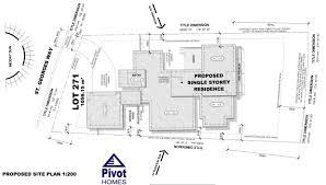 layout lot 271
