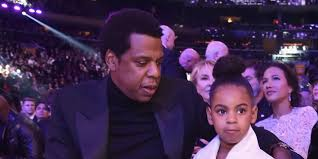 Blue Ivy Meme - this meme of jay z and blue ivy shading kanye west has the internet