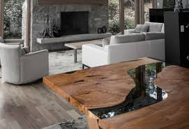 Living Room Furniture Seattle Live Edge Design Square River Collection Table Astonishing Living