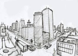 best 25 city drawing ideas on pinterest city sketch