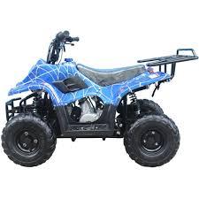pro tt b1 mini yamaha raptor clone 110cc kid atv fully automatic