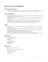 network engineer resume summary statement exles here are summaries for resumes goodfellowafb us