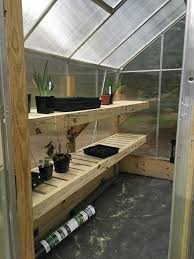 6ft X 8ft Greenhouse Building And Improving The Harbor Freight 6x8 Greenhouse 11 Steps