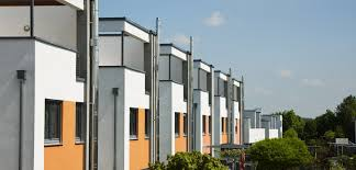 Modern Row Houses - new study looks at hundreds of affordable housing programs across