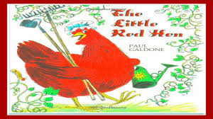 the little red hen great educational storybook for little