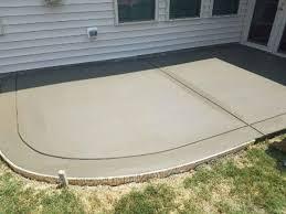 Outdoor Concrete Patio Concrete Contractors Raleigh Nc Driveways Patios Stamped