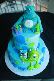 monsters inc birthday cake monsters inc cake birthday ideas