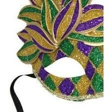 mardi gras paper paper mache masks mardi gras domino