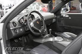 Porsche Cayman Interior Picture Of 2006 Porsche Cayman