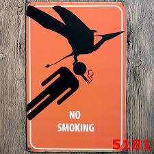 aliexpress com buy no smoking vintage home decor tin sign coffee