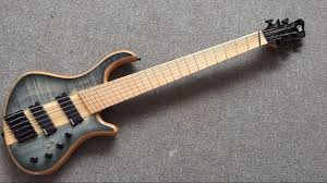 fanned fret 6 string bass top quality mayones regius 5 or 6 strings bass fanned frets multi