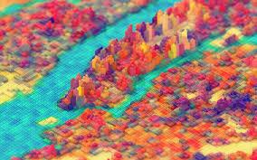 Nyc Tax Maps Bricks To Blocks A Lego New York Big Think