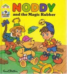noddy magic rubber enid blyton abebooks