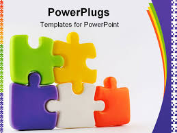 Powerpoint Puzzle Pieces Template The Highest Quality Powerpoint Puzzle Powerpoint Template Free
