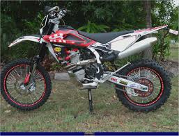 2009 husqvarna te 450 u2013 used 2009 te 450 at motorcyclist magazine