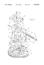 patent us5212330 mechanical guitar strummer google patents