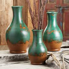 Home Decor Vase Western Pottery U0026 Vases At Lone Star Western Decor