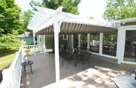 shades and awning installation in fairport and nearby areas in new
