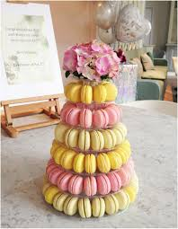macaroon towers u2013 anges de sucre