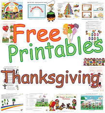 free printables thanksgiving coloring pages