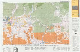 Durango Colorado Map by Public Room Bureau Of Land Management