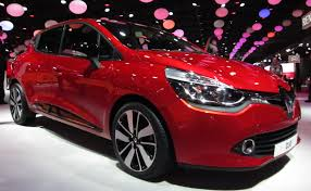 renault clio 2012 file renault clio front quarter red jpg wikimedia commons