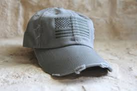 Usa Flag Hats Od Green Distressed Special Forces Operator Tactical American